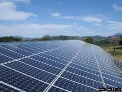 Nettoyage de centrale photovoltaïque Batiment d'élevage