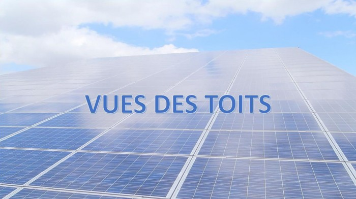 Vues des toits par NETPP EURL Laurent LAILLE - 2016